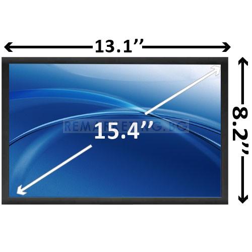 "Матрица за лаптоп 15.4"" WXGA гланц LTN154X3-L0D"