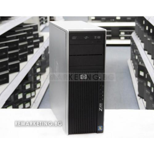 Работна станция HP Workstation Z400