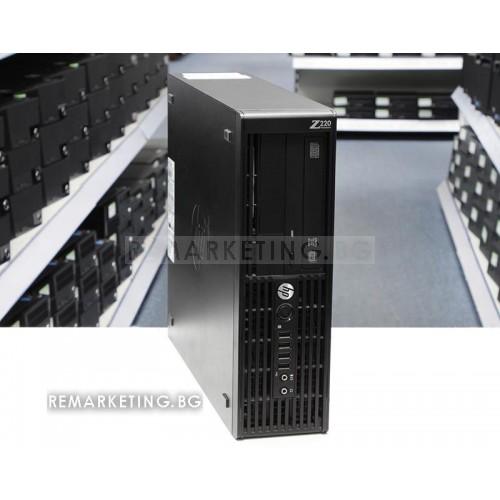 Работна станция HP Workstation Z220SFF