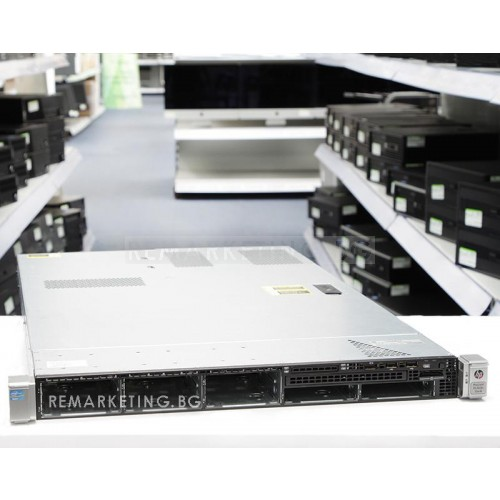 Сървър HP ProLiant DL360p Gen8