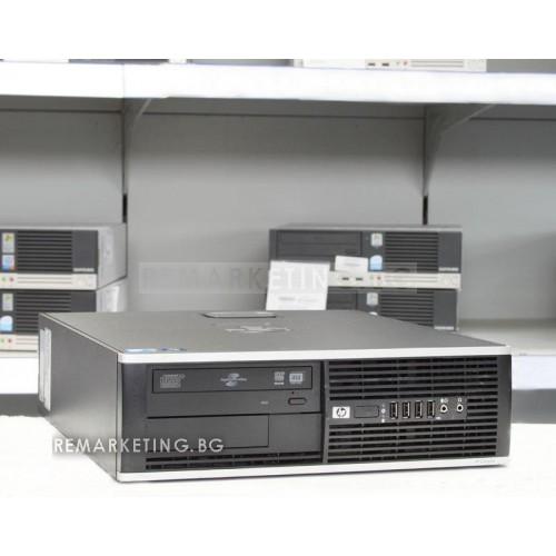 Настолен компютър HP Compaq Elite 8100SFF