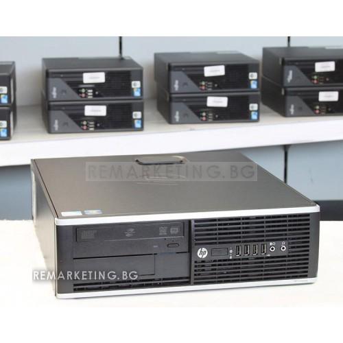 Настолен компютър HP Compaq Elite 8200SFF