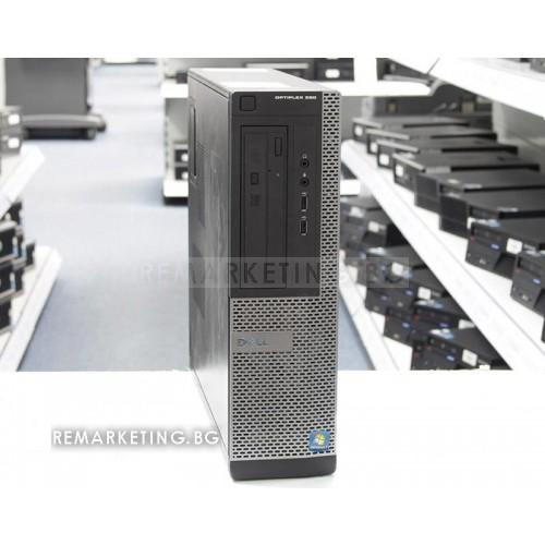 Настолен компютър DELL OptiPlex 390