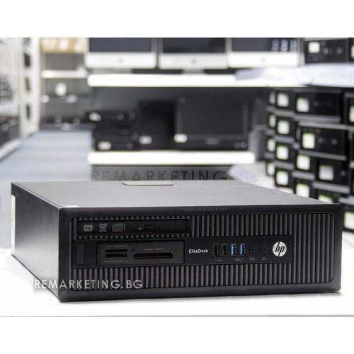 Настолен компютър HP EliteDesk 800 G1 SFF