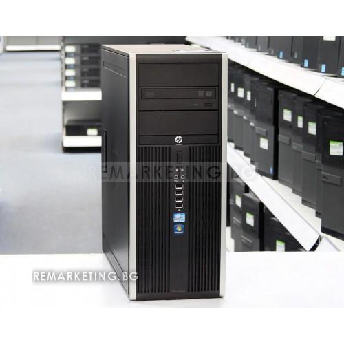 Настолен компютър HP Compaq Elite 8300CMT