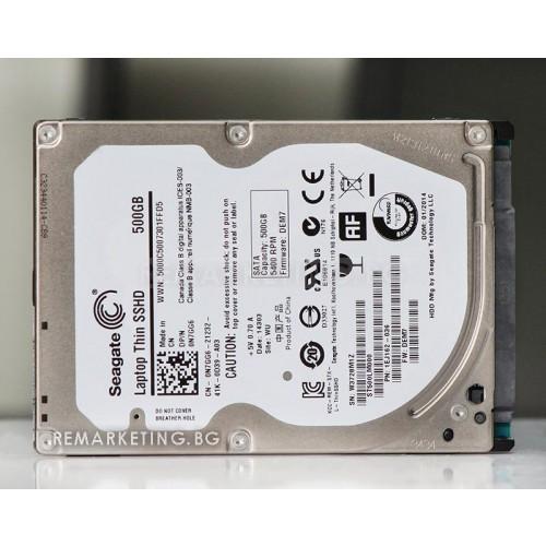 Твърд диск за лаптоп Seagate Laptop Thin ST500LM000 7mm