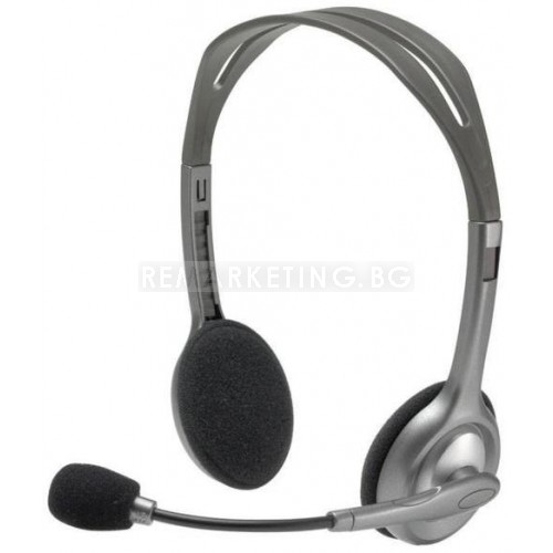 Слушалки LOGITECH H110