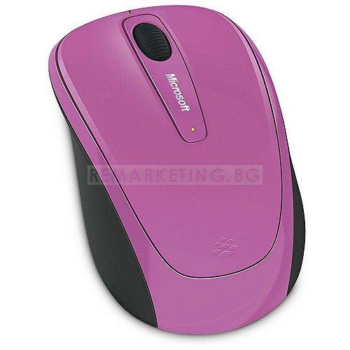 Мишка MICROSOFT Wireless Mobile Mouse 3500 Dahlia Pink
