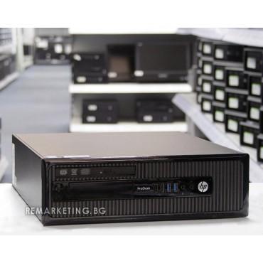 Настолен компютър HP ProDesk 400 G1 SFF