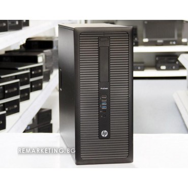 Настолен компютър HP ProDesk 600 G1 Tower