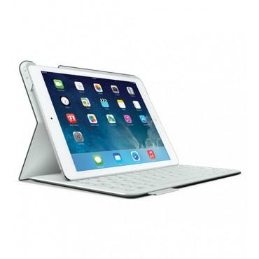 Клавиатура LOGITECH FabricSkin Keyboard Folio for iPad Air