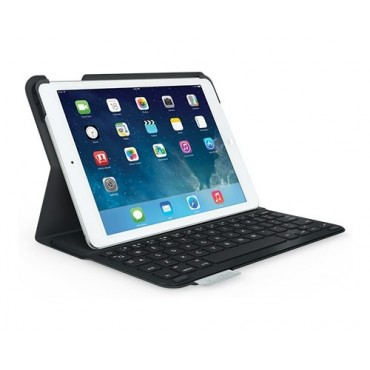 Logitech UltraThin Keyboard Folio for iPad Carbon Black