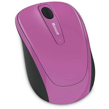 Мишка MICROSOFT Wireless Mobile Mouse 3500 Dahlia Pink