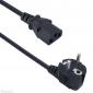Захранващ кабел за компютър DeTech