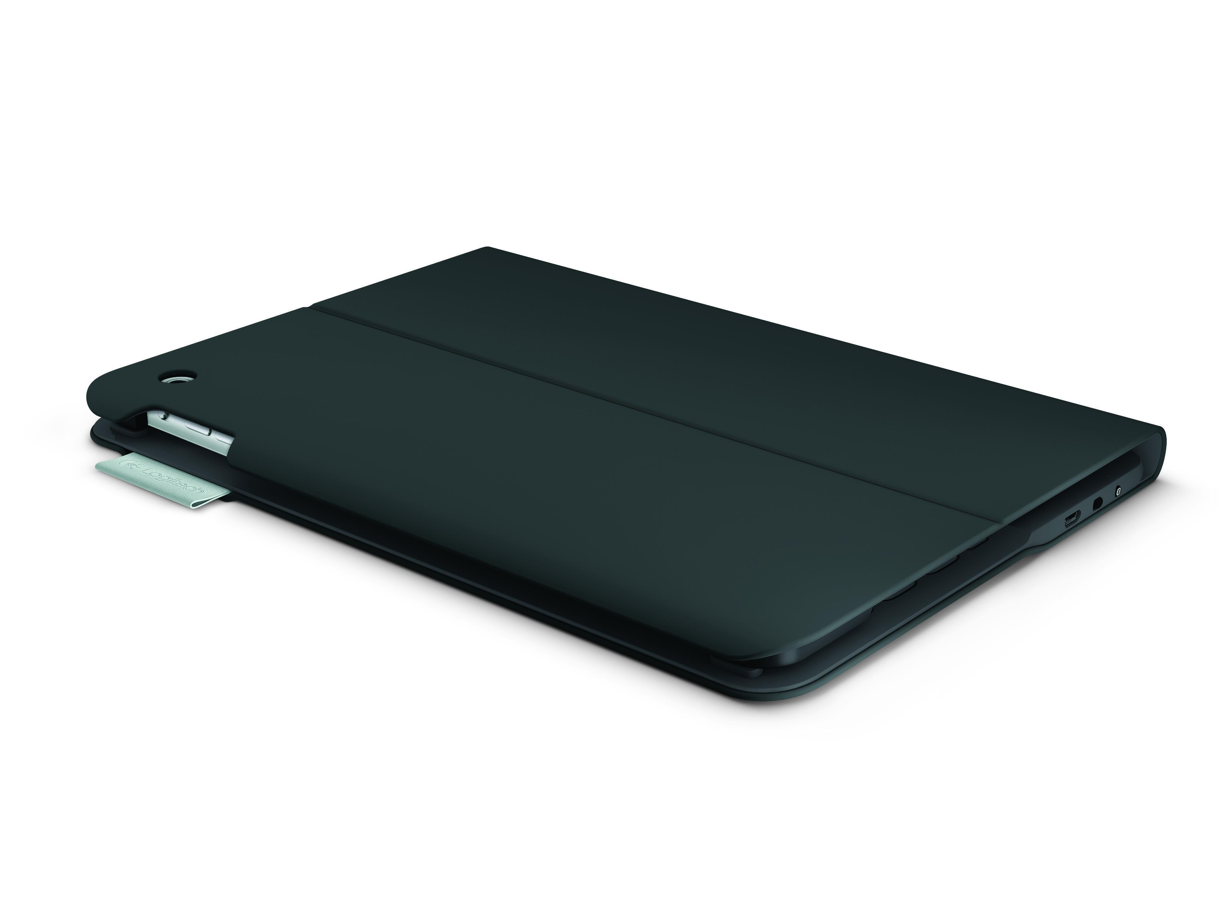 logitech ultrathin keyboard folio manual